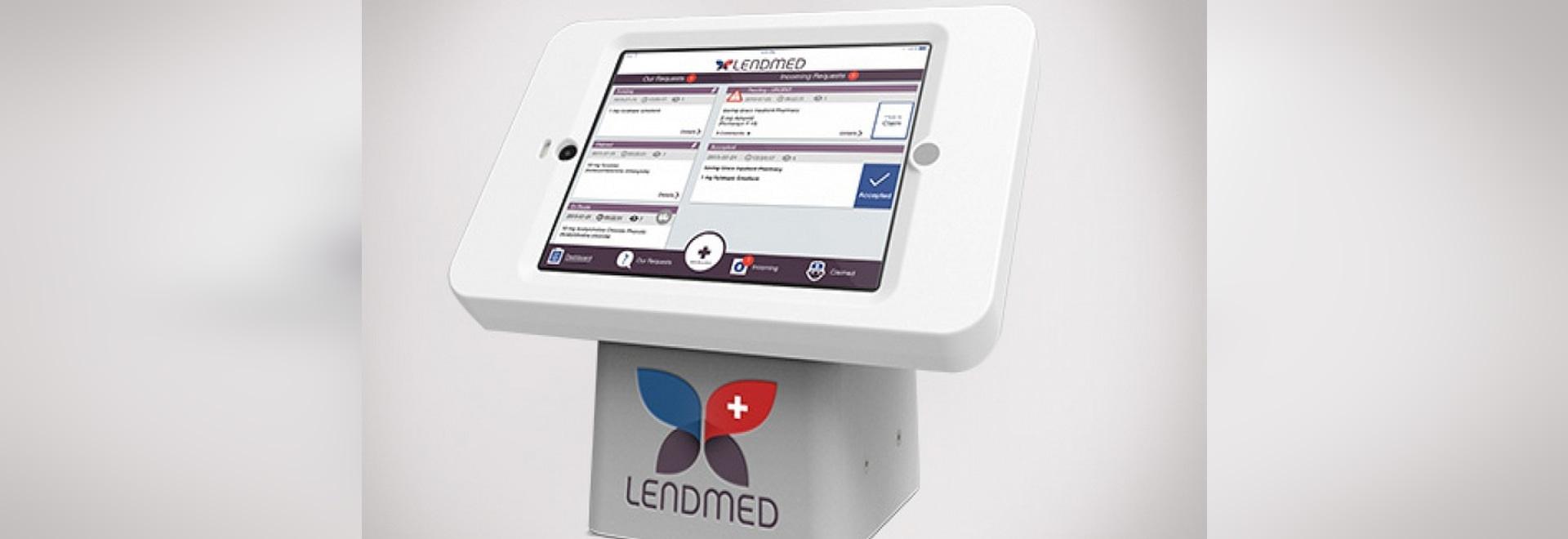 Ospedali di aiuti di comando digitale dividere attrezzatura