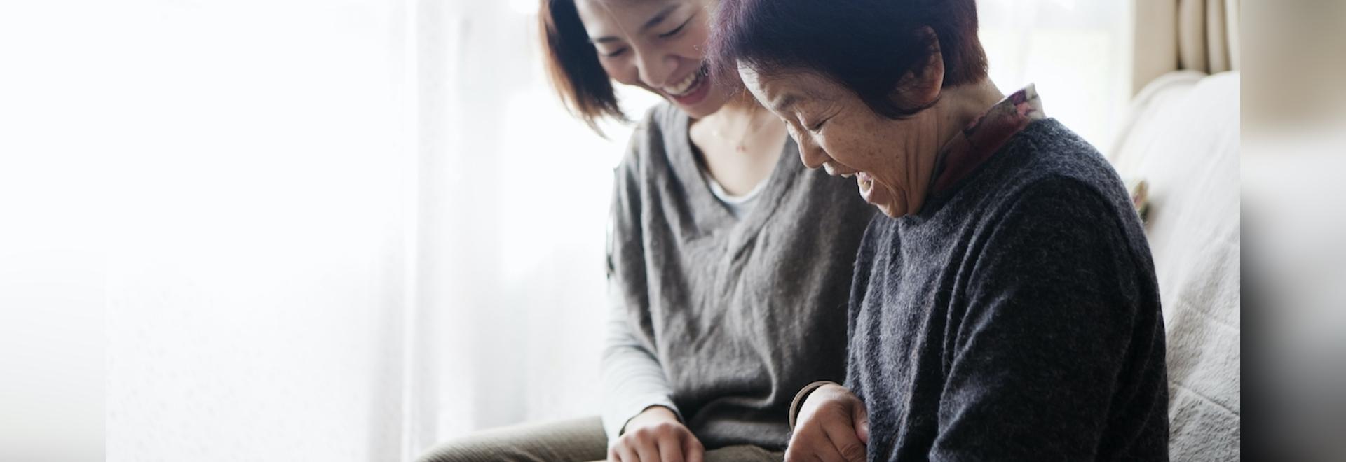 Progettare una migliore tecnologia per gli anziani significa semplificare la tecnologia per tutti