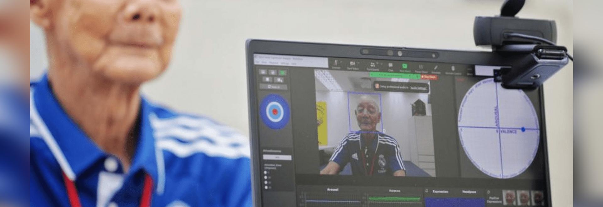 La tecnologia di analisi delle emozioni basata sull'AI aiuta a diagnosticare le condizioni di salute mentale negli anziani di Singapore