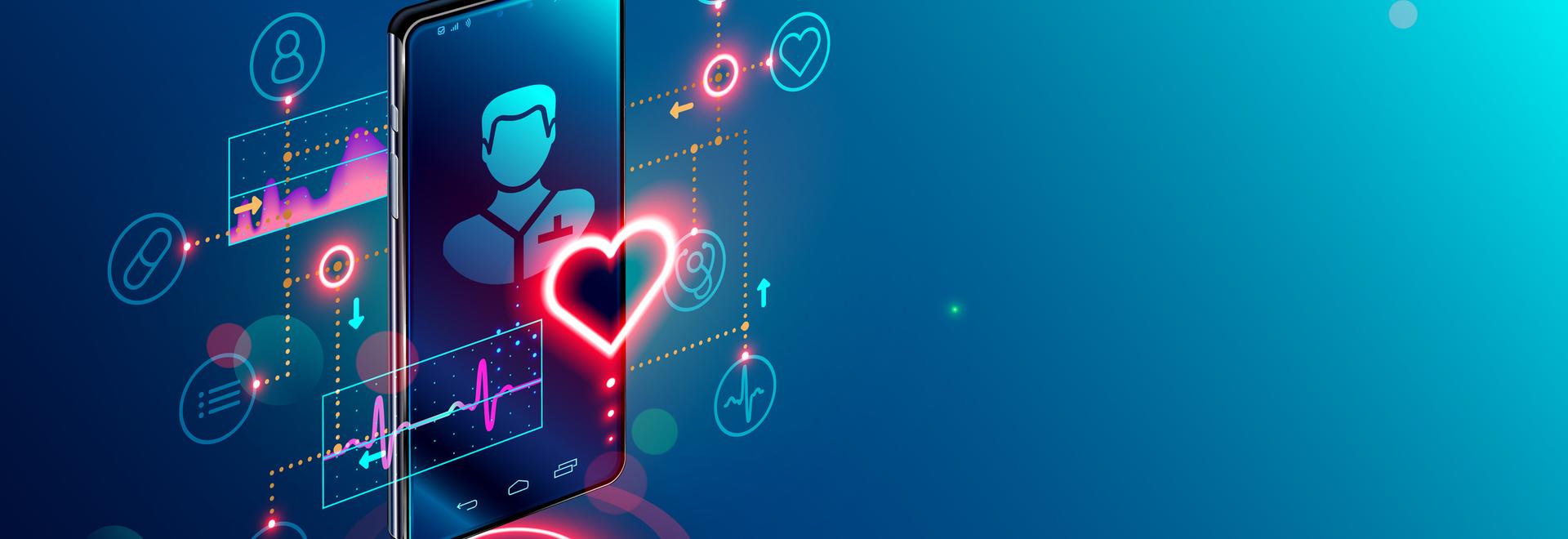 Tre soluzioni pionieristiche IoMT si sono aggiudicate il primo posto all'evento virtuale.MEDICA di quest'anno.