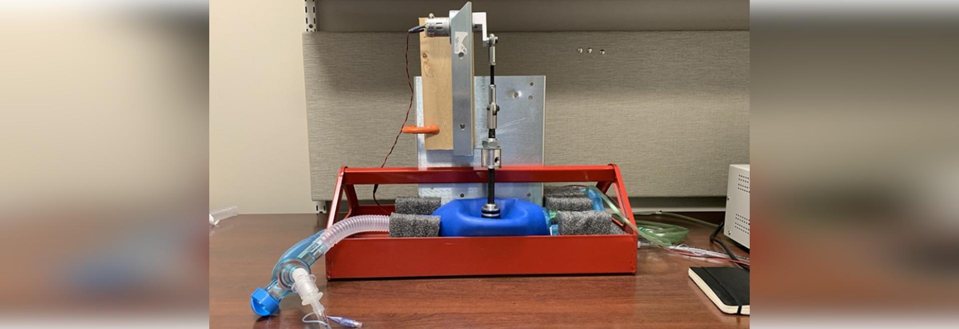 L'Università del Minnesota sviluppa un ventilatore meccanico più semplice e poco costoso