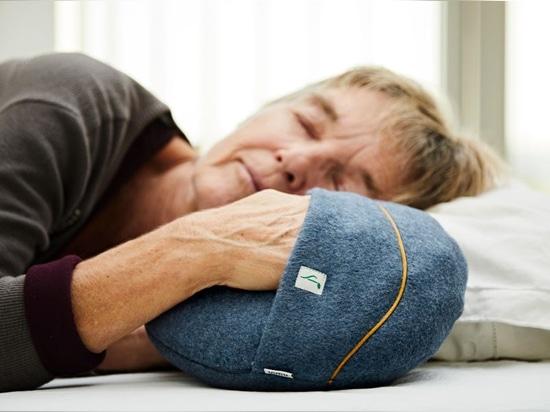 Un cuscino che si preoccupa