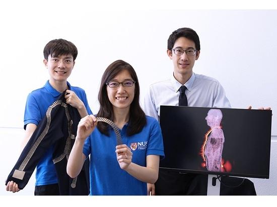 I 'tessuti intelligenti' aumentano significativamente la connettività tra i sensori indossabili