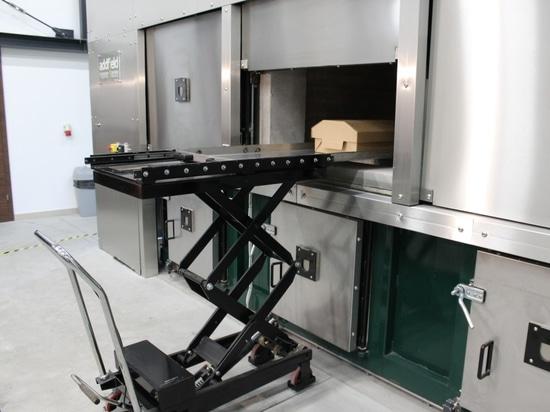 Un moderno crematorio per animali domestici