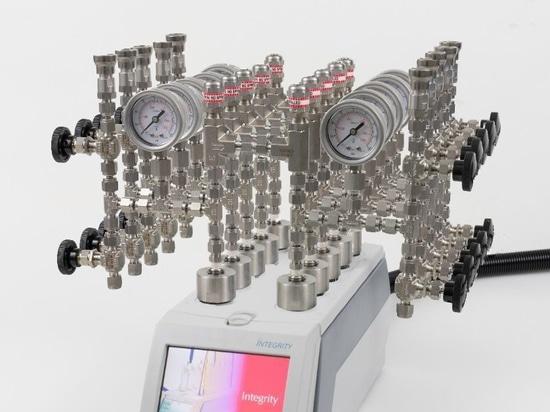 Nuovo sistema per lo screening di reazione ad alta pressione