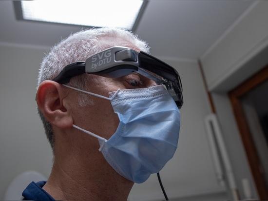 Gli occhiali intelligenti di EPSON e il software SVG di D.T.U. aiutano i dentisti e i pazienti