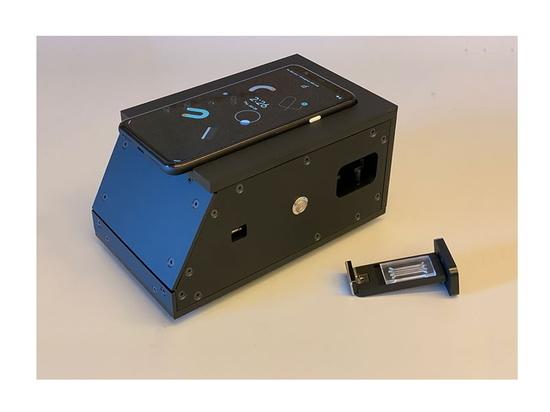Il test CRISPR utilizza la fotocamera del telefono cellulare per rilevare la SARS-CoV-2