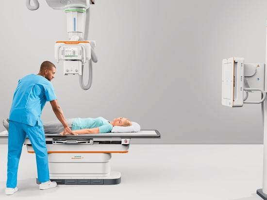 Siemens Healthineers completa la sua piattaforma Multix Impact con il nuovo Multix Impact C montato a soffitto