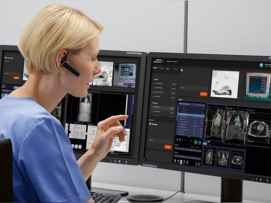 Con Syngo Carbon, Siemens Healthineers assicura un facile accesso a tutti i dati rilevanti dei pazienti generati nei processi diagnostici e non si limita all'imaging.