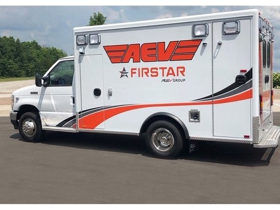 American Emergency Vehicles® presenta Firstar™ alla sua linea di prodotti