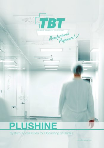 PLUSHINE Series Stainless Hospital Equipment