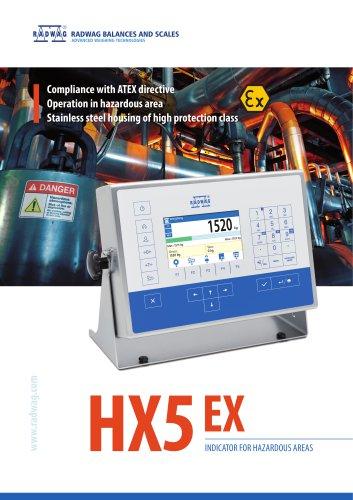 PUE HX5.EX TERMINAL