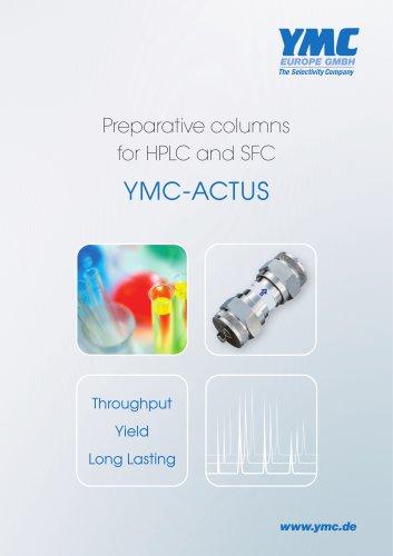 YMC-Actus Prep Columns for HPLC and SFC_0621