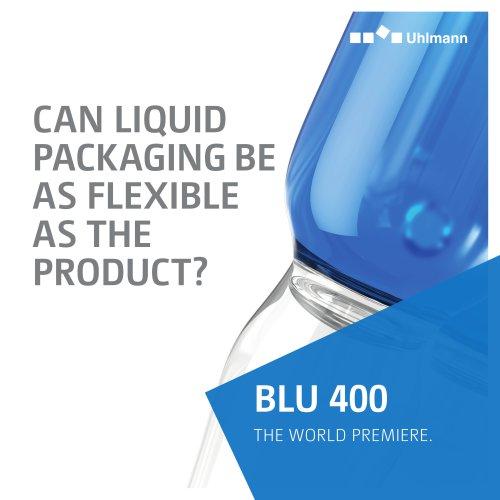 BLU 400 Liquid Packaging Machine