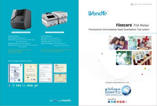 Finecare™ FIA Meter
