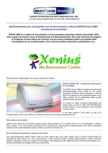 SAFAS Xenius XMA