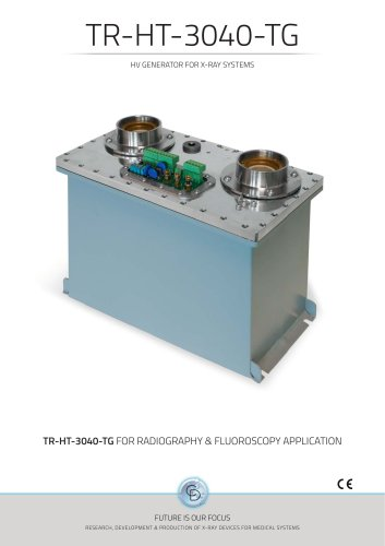 HV GENERATOR FOR X-RAY SYSTEMS