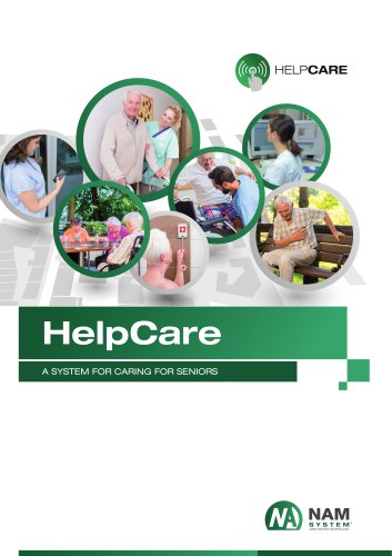 HelpCare - A system for calling help