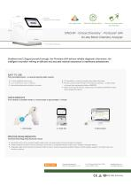 MNCHIP/Chemistry analyzer/Pointcare M4