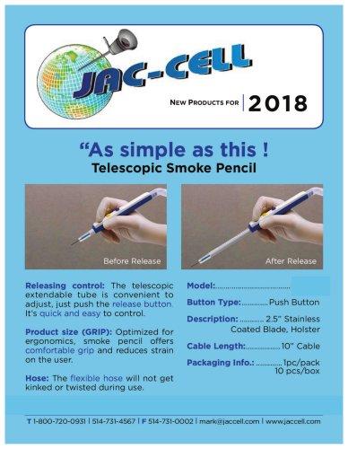 Teloscopic Smoke Pencil