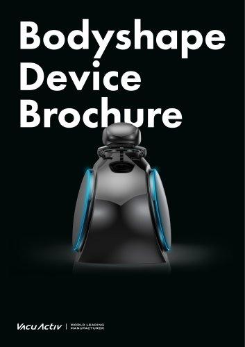 Bodyshape Vacu under pressure treadmill - Brochure