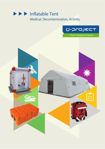 U-Project Inflatable Tent