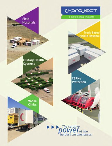 U-Project Product Catalog
