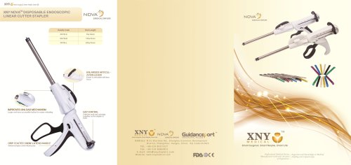 XNY ENDO STAPLERS