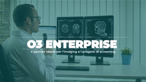 Presentazione O3 Enterprise