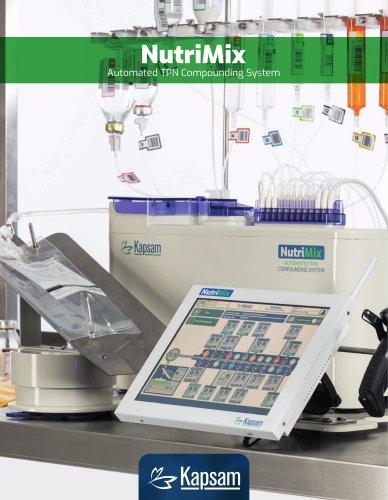 KAPSAM NutriMix Automated TPN Compounding System