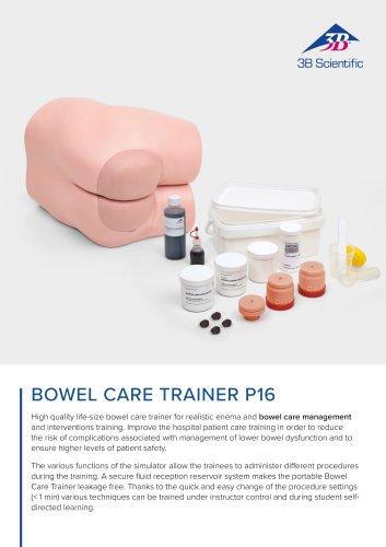 P16 Product brochure