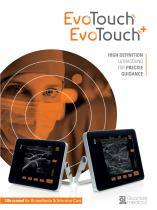EvoTouch/EvoTouch+: Anesthesia & Intensive care ultrasound scanners