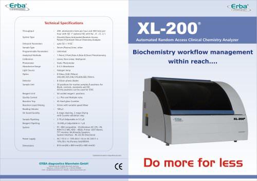 Erba XL 200