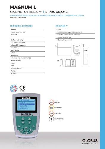 globus magnum xl pro manual pdf