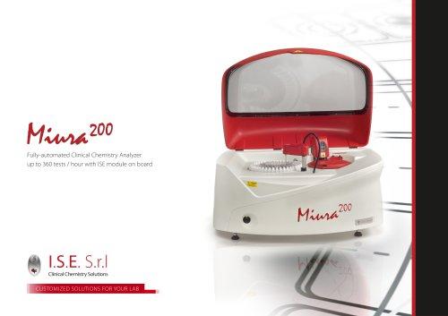 Miura 200 - Brochure