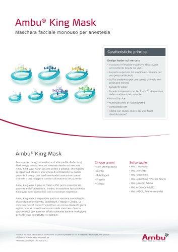 Ambu® King Mask