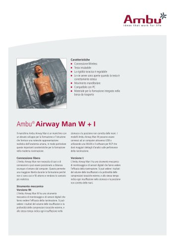 Ambu® Man Airway