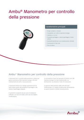 Ambu® Manometro per controllo della pressione