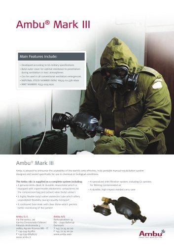Ambu® Military Mark lll