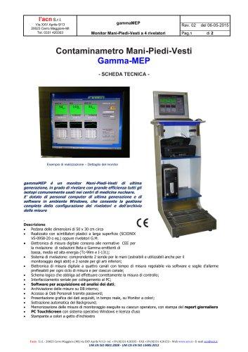 Gamma-MEP
