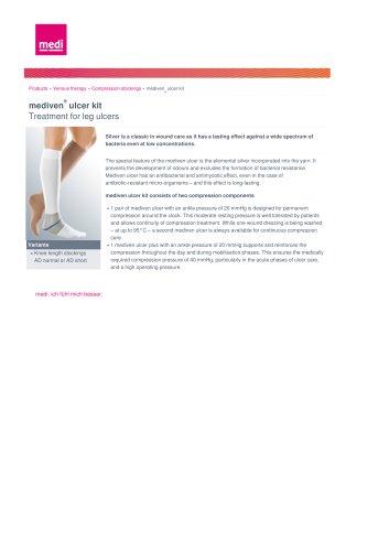 mediven® ulcer kit