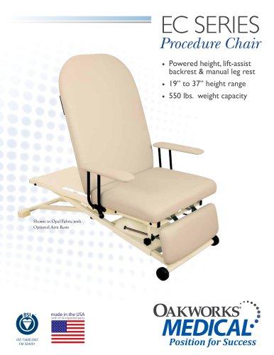 EC Series Procedure Chair