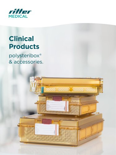 Clinical Products 2020