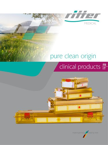 Clinical Products IT FR