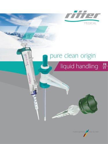 Liquid Handling FR/IT
