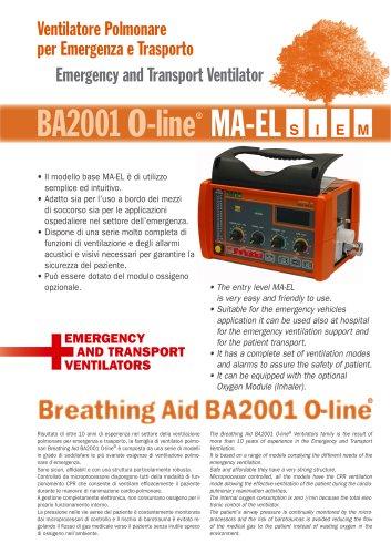 BA2001 MA-EL OL
