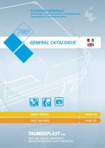 TAUMEDIPLAST General Catalogue