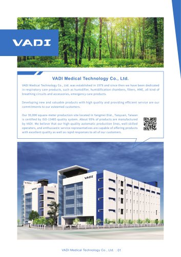 VADI Medical Technology Co., Ltd.