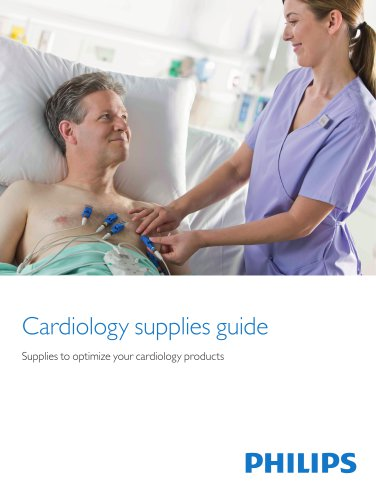Cardiology supplies guide