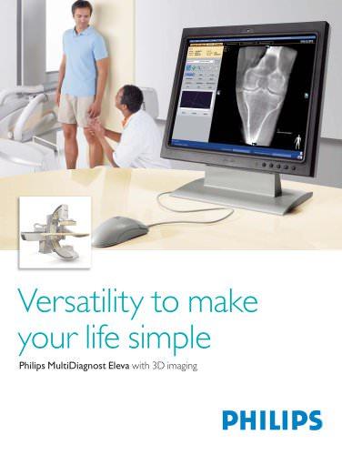 MDE 3D-RX Brochure